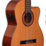 Newly designed Mérida Extrema Trajan guitars deliver increased volume, improved tone