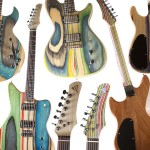 Prisma Guitars turns Old Skateboards into Beautiful Instruments